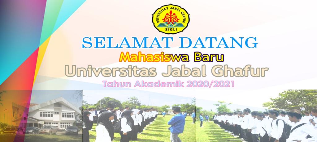 mahasiswa baru 2020-2021