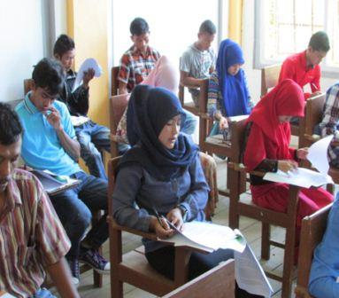 Tes mahasiswa baru unigha_1 2013