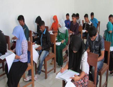 Tes mahasiswa baru unigha_2 2013